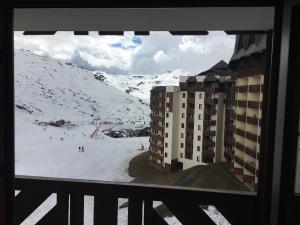 Val Thorens 5 Person Studio Ski-in/Ski-out 26m2 - Hotel - Val Thorens