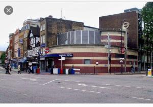 Central London Near the Shard