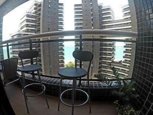 Landscape By Frente Mar, Апартаменты  Форталеза - big - 156