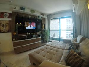 Landscape By Frente Mar, Апартаменты  Форталеза - big - 165