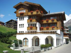 Arcade Apartments & Spa - Hotel - Saas-Fee
