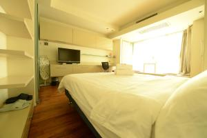 Beijing New Oriental Suites in Seasons Park Sanlitun, Residence  Pechino - big - 79