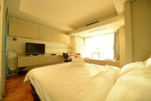 Beijing New Oriental Suites in Seasons Park Sanlitun, Residence  Pechino - big - 78