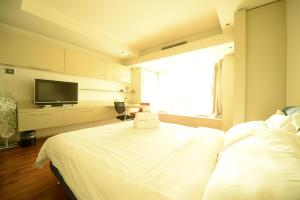 Beijing New Oriental Suites in Seasons Park Sanlitun, Residence  Pechino - big - 68