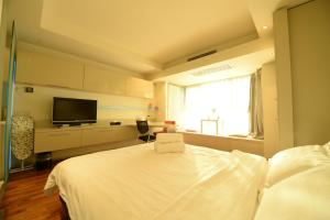 Beijing New Oriental Suites in Seasons Park Sanlitun, Residence  Pechino - big - 66