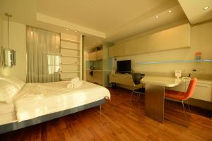 Beijing New Oriental Suites in Seasons Park Sanlitun, Residence  Pechino - big - 58