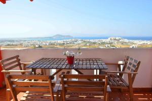 Paradisia Villas, Residence  Naxos Chora - big - 2