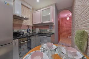 obrázek - Pink cloud loft apartment