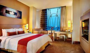 Grand Aston City Hall Hotel & Serviced Residences, Aparthotels  Medan - big - 44