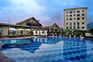 Grand Aston City Hall Hotel & Serviced Residences, Aparthotels  Medan - big - 1