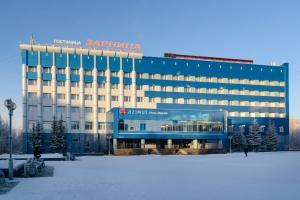 Гостиницы города Мирный, Республика Саха