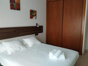 Apartamentos Arosa II, Apartmány  Isla de Arosa - big - 4