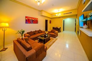 Leisure Suite Minutes Away From Al Mamzar Beach