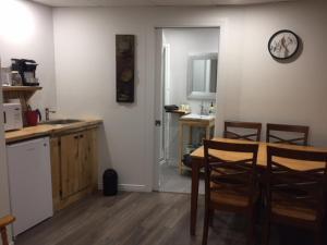 Appartement 2 1/2 au centre de la ville de Québec - Apartment - Quebec City