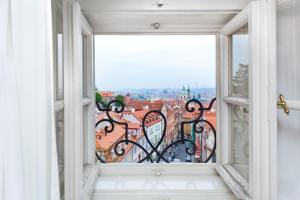 Golden Star, Hotely  Praha - big - 6