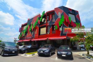Hotel Zamsaham - Kampung Seelung