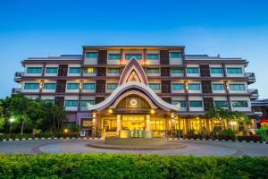 Phanomrungpuri Hotel Buriram - Ban Kong Phra Sai