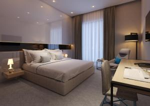 Studio M Arabian Plaza Hotel & Hotel Apartments by Millennium -