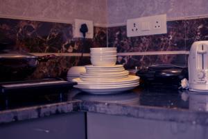 Grand Oyster Service Apartments, Апарт-отели  Гургаон - big - 6