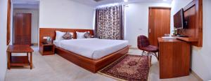 Grand Oyster Service Apartments, Апарт-отели  Гургаон - big - 31