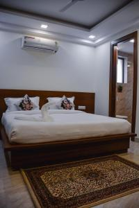 Grand Oyster Service Apartments, Апарт-отели  Гургаон - big - 5