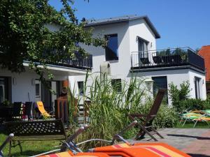 Ferien mit Ostseeblick in der Ferienwohnung 2 - Damekow
