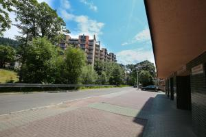 Apartamenty na pierwszym pietrze