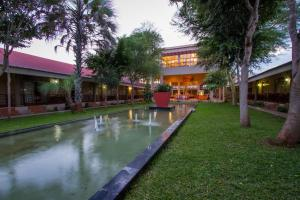 CityBlue Courtyard Hotel & Suites, Livingstone