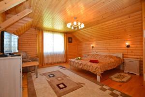 Villa Oleksy, Villas  Skhidnitsa - big - 30
