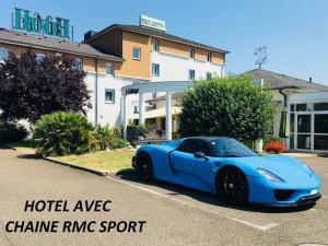 Brit Hotel Le Cottage Le Mans Sud - Mulsanne