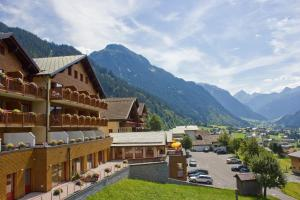 Berg-Spa & Hotel Zamangspitze - St Gallenkirch