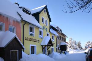 Apartments Stein - Hotel - Bozí Dar