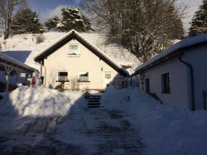 Jakobs Hütte, Dovolenkové domy  Bad Berleburg - big - 44