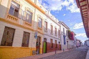 Graffiti Hostel Bogota