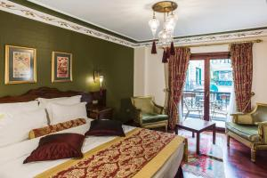 Rose Garden Suites, Hotely  Istanbul - big - 51