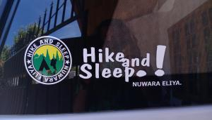 Hike and Sleep