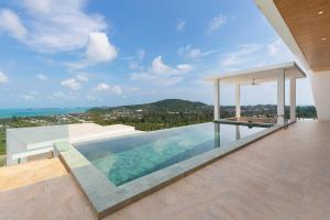 Blue Munii - Private Pool Villa with Stunning Views