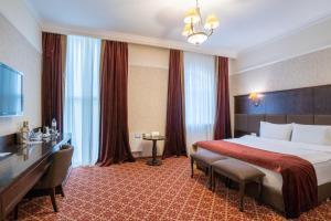 Attache Hotel, Отели  Ростов-на-Дону - big - 27