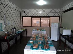 Imperio Hotel, Szállodák  Caçu - big - 70