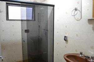 Imperio Hotel, Hotel  Caçu - big - 32