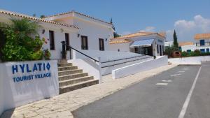 Hylatio Tourist Village, Апарт-отели  Писсури - big - 68