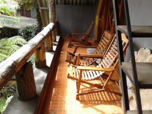 King Fern Cottage, Lodges  Nuwara Eliya - big - 23