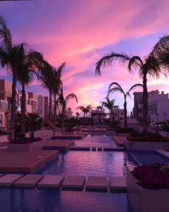 Zenia Beach Townhouse, Ferienhäuser  Playa Flamenca - big - 79