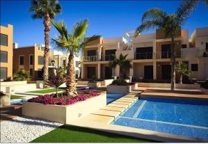 Zenia Beach Townhouse, Ferienhäuser  Playa Flamenca - big - 63