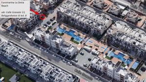 Zenia Beach Townhouse, Ferienhäuser  Playa Flamenca - big - 57