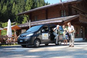 Alpin Park, Bed & Breakfast  Sappada - big - 59