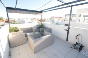 Zenia Beach Townhouse, Ferienhäuser  Playa Flamenca - big - 27