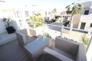 Zenia Beach Townhouse, Ferienhäuser  Playa Flamenca - big - 28