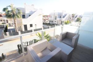 Zenia Beach Townhouse, Ferienhäuser  Playa Flamenca - big - 31