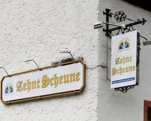 Zehntscheune Walzbachtal (Wössingen)